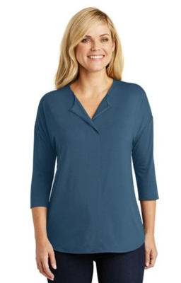 Port Authority Concept 3/4 Sleeve Top - Ladies