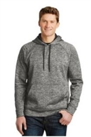 Sport Tek PosiCharge Heather Hoodie - Mens