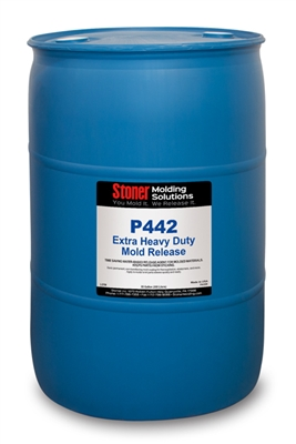 P-442 Stoner Releasomers Extra Heavy Duty Mold Release Agent (Drum), KC5658-DR