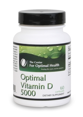 Optimal Vitamin D 5000