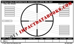 Burris Ballistic Mil-Dot Reticle (Laminated)