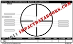 Burris Ballistic Plex Reticle (Laminated)