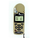 Kestrel 4000NV Weather & Environmental Meter with Bluetooth in Desert Tan