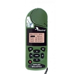 Kestrel 4500 Shooter's Weather Meter with Applied Ballistics in Olive Drab