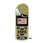Kestrel 4500 Shooter's Weather Meter with Applied Ballistics in Desert Tan