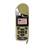 Kestrel 4500NV Weather & Environmental Meter with Bluetooth in Desert Tan