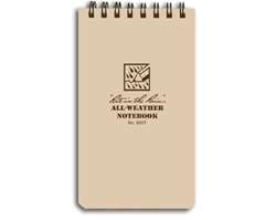 RNR All Weather Tactical Notebook