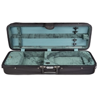 Bobelock 1003 Featherlite Violin Case - Velour