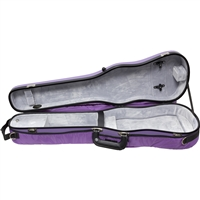 Bobelock 1007F Fiberglass Shaped Violin Case