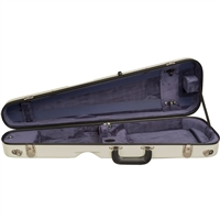 Bobelock 1027F Fiberglass Arrow Violin Case