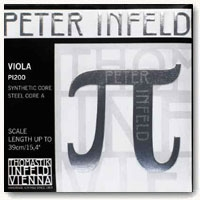 Thomastik Peter Infeld (PI) Viola String Set