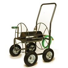 Four Wheeled Hose Reel Cart
