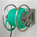 stainless steel hose reel, multi purpose, three in one, 3 in 1, wall mount