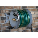 Roughneck Wall Mount Garden Hose Reel