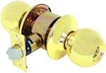 LSDA 10B 3S K4 Entry Knob BRASS