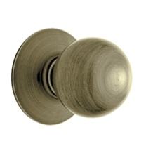 Schlage Orbit Hall/Closet Knob