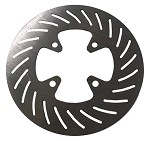 7 1/8 '' MCP light weight brake disc 4 hole