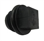 Master cylinder replacement cap