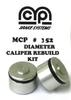 Mini lite MCP caliper rebuild kit