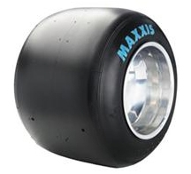 Maxxis Ht-3 tire 4.50 Blue