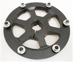 "Billet Aluminum 1"" sprocket hub"