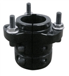 "1 1/4"" Wheel hub (Double lock)"