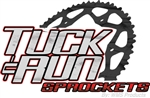 #35 Tuck n Run Sprockets skip tooth