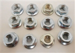 "Wheel Nuts 7/16"" Head American Made"