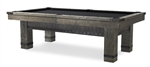 Plank And Hide Morse Rustic Antique Pool Table