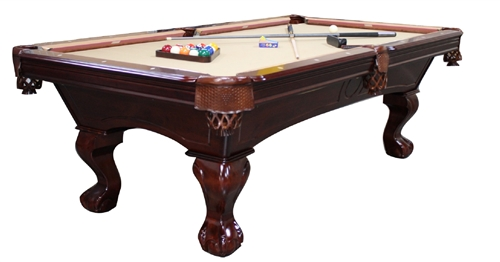 EMPIRE POOL TABLES - Slate core pool table
