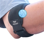 BrownMed IMAK Elbow Band with Ergobeads - Free Shipping Offer