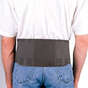 FLA Orthopedics Safe-T-Belt Working Lumbar Belt
