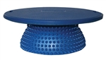 "Fabrication Enterprises Cando Circular Stability Trainer - 13"" Hemisphere And Board"