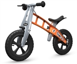 FirstBIKE CROSS Balance Bike - ORANGE