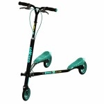 T6 Carving Scooter - Black
