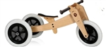 Wishbone Balance Bike 3-in-1