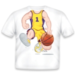 Basketball Yellow/Purple 127