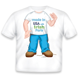 American Made Irish Boy 1401