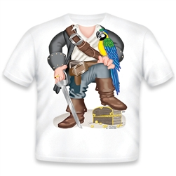 Pirate Parrot Boy 147