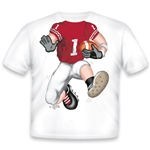 Football Red/White 466