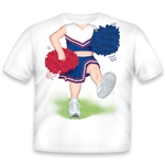 Cheerleader Red/White/Blue 480