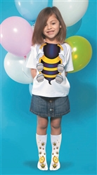 Bee Body T-shirt & Sock Combo