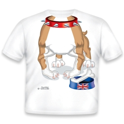Bull Dog Body UK 565