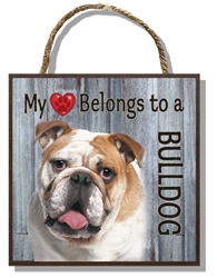 Bulldog Heart 60002