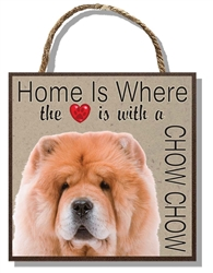 Chow Chow Home 60017