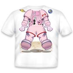 Astronaut Canada Pink 672