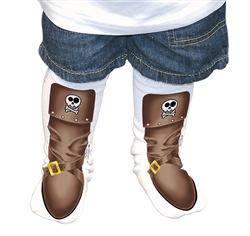 Pirate Boot Socks 7003