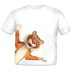 Tiger Sidekick Toddler T-shirt