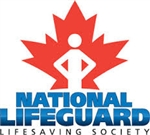 National Lifeguard Sticker