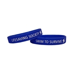Swim To Survive Wristbands